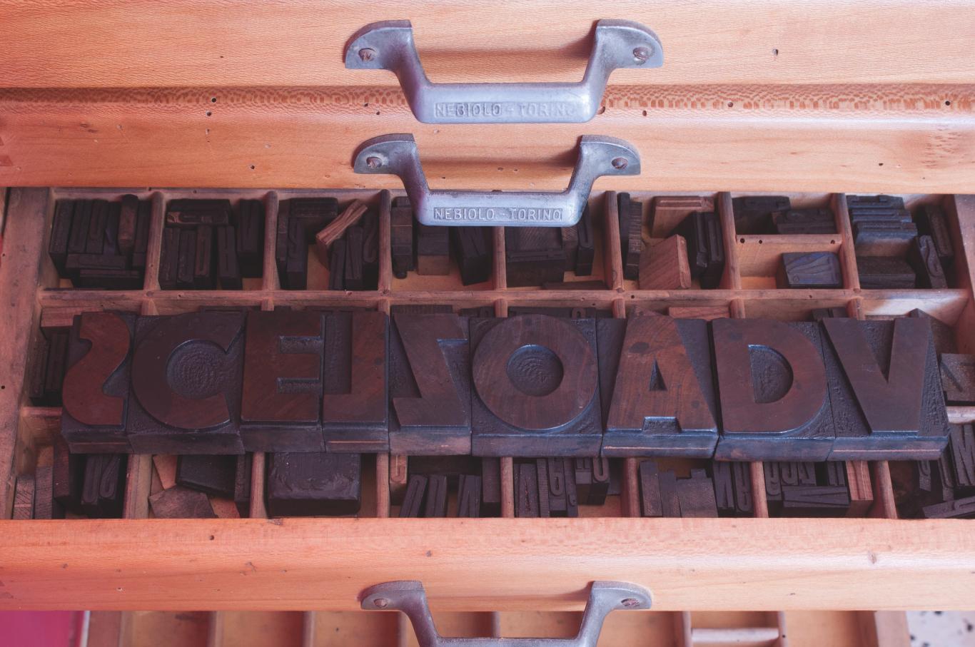 ScelzoAdv Typography